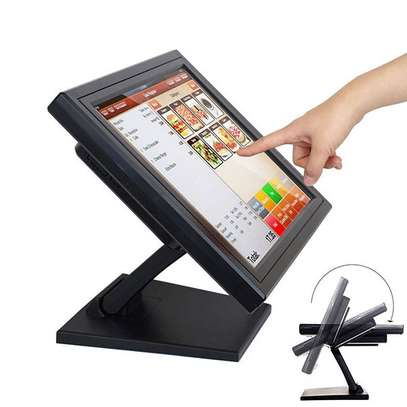 15 Inch Super Touch Screen POS Monitor For Restaurants,Hotels And Bars