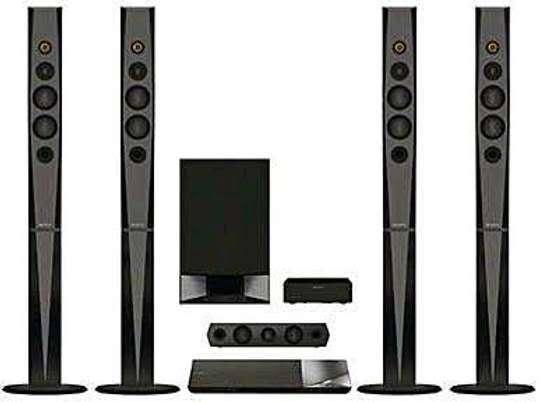 Sony Blu ray HomeTheatre BDV-N9200W BLACK COLOUR