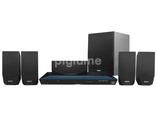 Sony E 2100 BVB blue ray player image 1