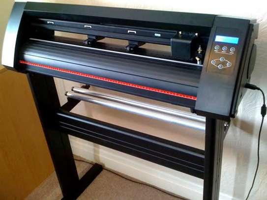 Vinyl cutter plotter machines for branding; image 1