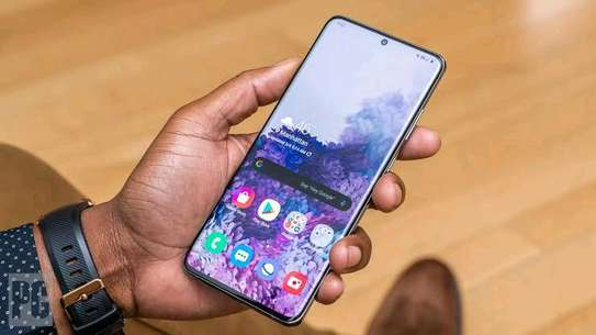 Samsung Galaxy S20 Ultra Smartphone 6.9 Inch 12GB RAM 128GB ROM Back Camera(108MP+12MP+48MP+TOF) + 5000 MAh Battery image 1