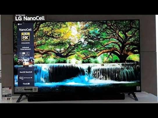 LG 55NANO80 55 inches Smart UHD-4K Digital TVs image 1