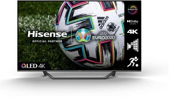 Hisense 55'' 4K ULTRA HD QLED image 1