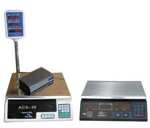 Electronic ACS Weighing Scale- 30KG image 1