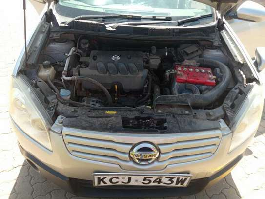 Nissan Dualis image 3