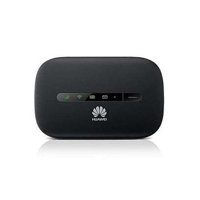 Huawei E5330 Rechargeable Portable Pocket Wifi Router image 1