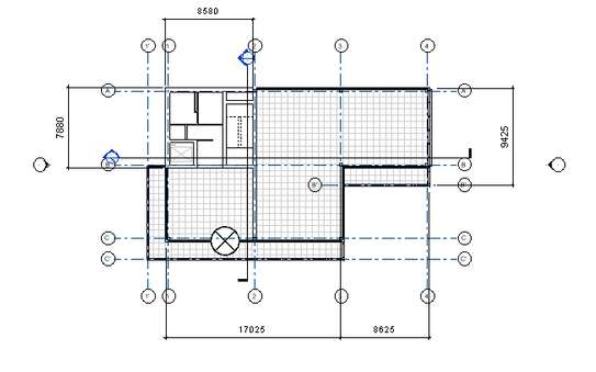 Office building plan image 3