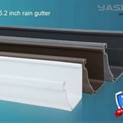 Pvc Rain Gutters And Piping System In Nairobi Pigiame