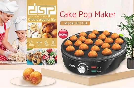 Non stick cake pop up maker image 1