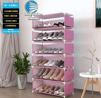 7 layers shoe racks image 3