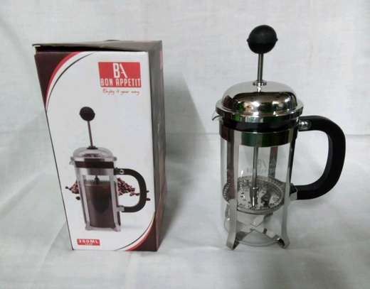 350ml Bon appetit coffee and tea French press image 1