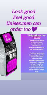 Herbal Detox and weight loss tea