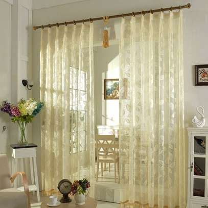 Unique Curtain Sheers