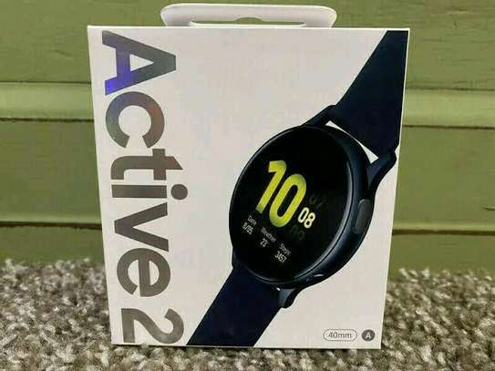 Samsung Active 2 watch 40mm(50M water resistant)+Delivery image 1