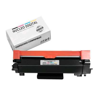 brother tn-2410 toner cartridge black only refill image 6
