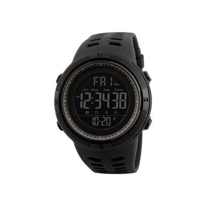 Skmei Brand Men Fashion Sport Watches Digital 1251 - Black