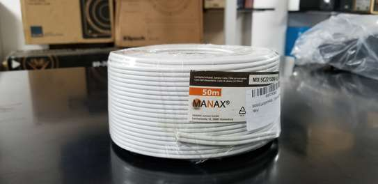50 Meter 16-Gauge(2 x 1.5 mm²) HIgh Quality Speaker Cable image 1