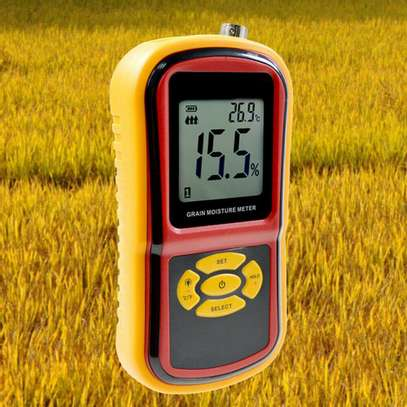 Rice Corn Paddy Wheat Grain Moisture Humidity Meter Tester Gauge image 3