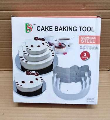 Baking Tool*Cat*Stainless Steel*KSh1200 image 1