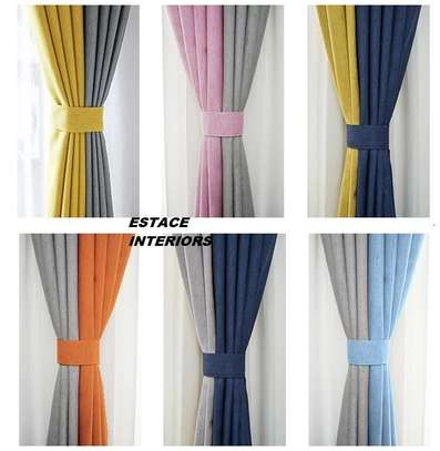 MODERN CURTAINS AND SHEERS image 7
