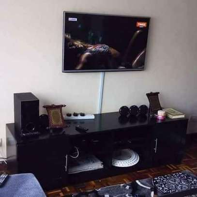TV Mounting Service with On-wall Wire Concealment image 11