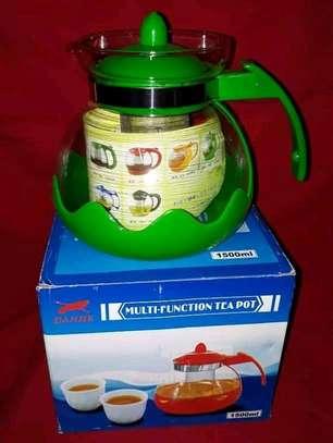 Tea Pot/Glass Multipurpose Pot image 3