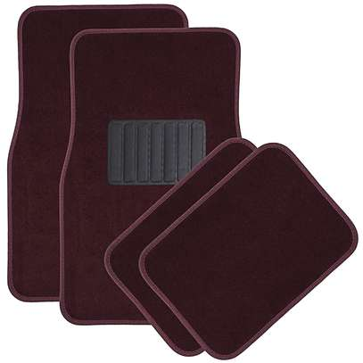 Brand new car floor mats both rubber and woolen for all models image 9