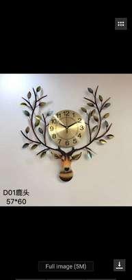 Impala clock image 2