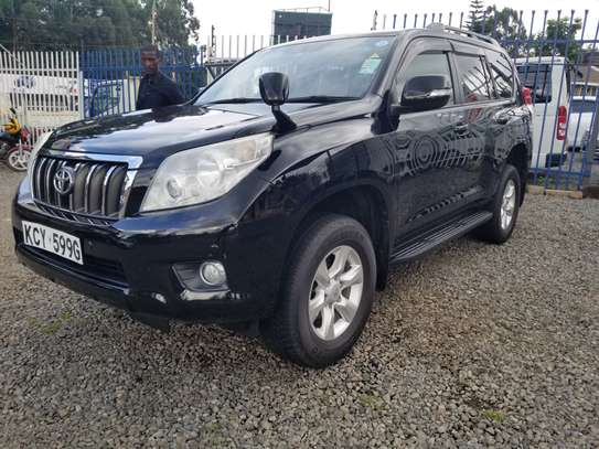 SUPERB 2013 LANDCRUISER PRADO FOR SALE
