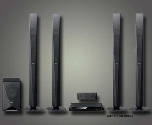 Sony Dz 950 home theater system image 1