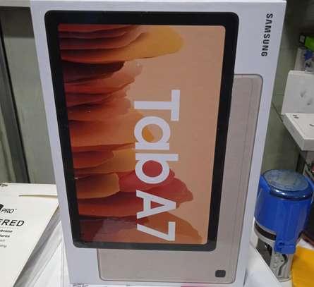 Samsung Tab A7 32gb rom 3gb ram 10.7 inch display(in shop) image 1