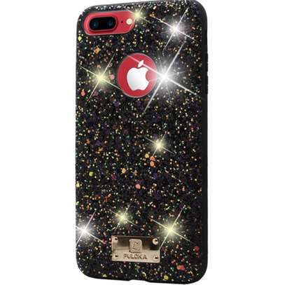 Puloka Glittering Luxurious Cases for iPhone 8,iPhone 8 plus image 3