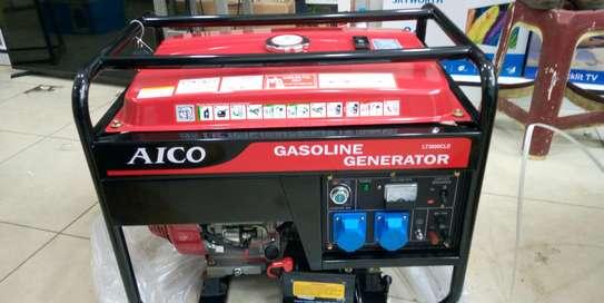 Aico Gasoline Petrol Generator 6.5kva image 2