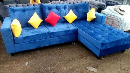 Sofa set made by hand wood and good quality material image 5