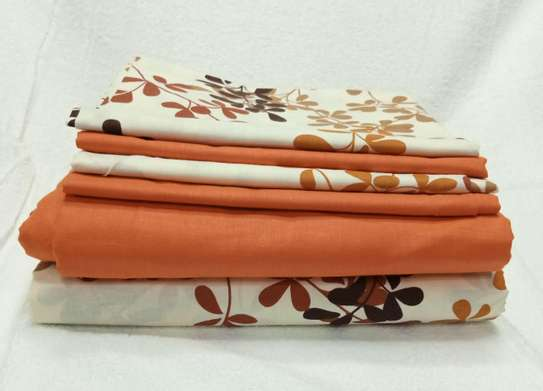 Turkish Pure cotton fitted bedsheets image 6