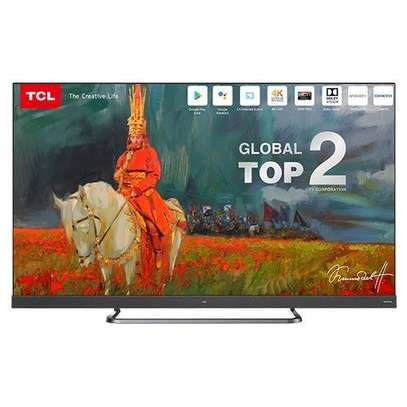 New TCL 65 inch UHD-4K Android Onkyo Smart Digital TVs image 1