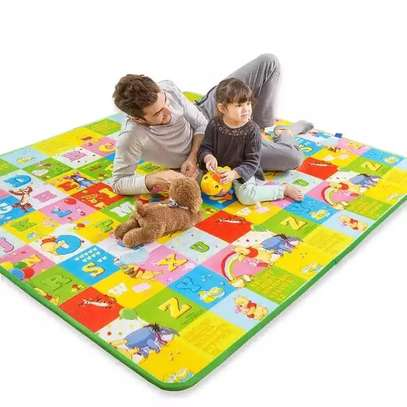 Baby Learning and Play Mat image 1