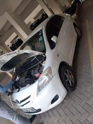 Toyota Belta on sale image 5