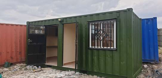 20ft container office image 1