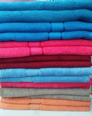 Cotton towels image 1