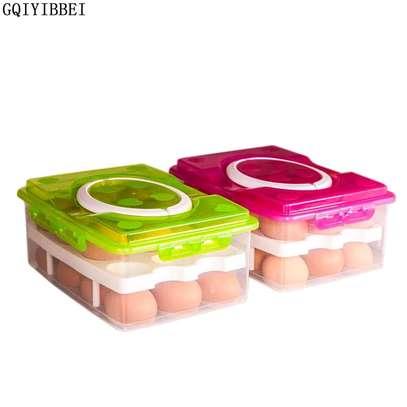 Egg storage box image 2
