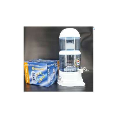Korea King Water Purifier With A Tap;7 Filter Stages For Tap/Well image 1