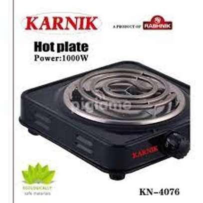 Modern Single Spiral Electric Hotplate -Cooker/burner image 1