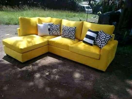 Beautiful Modern Quality 5 Seater Corner Seat Sofa image 1