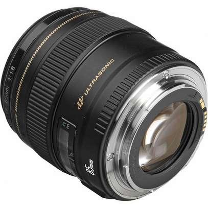 Canon EF 85mm f/1.8 USM Lens image 2