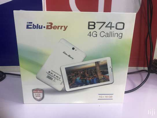 Eblu Berry Tablet B740 with 1.5 ghz image 1