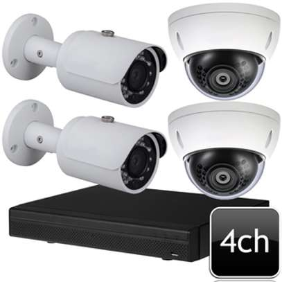 CCTV Camera with Night Vision