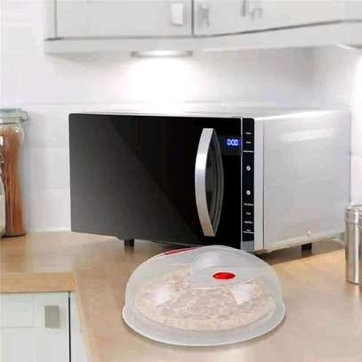 microwave plate cover image 3