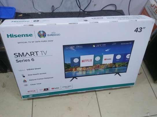 43HISENSE SMART TV image 1