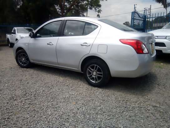 2013 NISSAN LATIO FOR.SALE 830K image 2